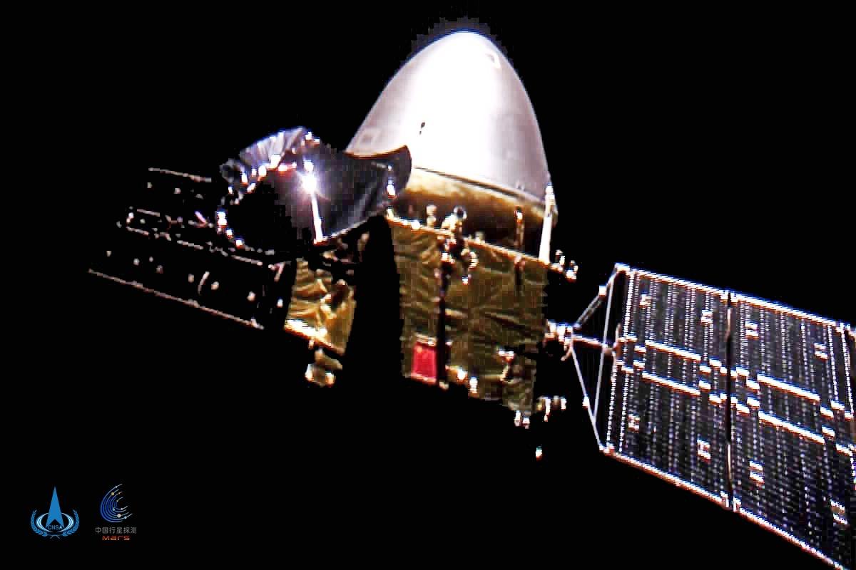 中國科技-著陸火星2