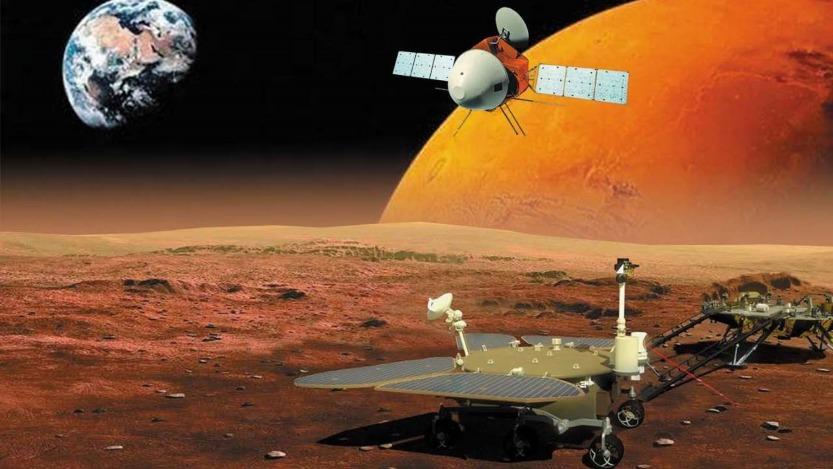 航空航天-火星圖像3