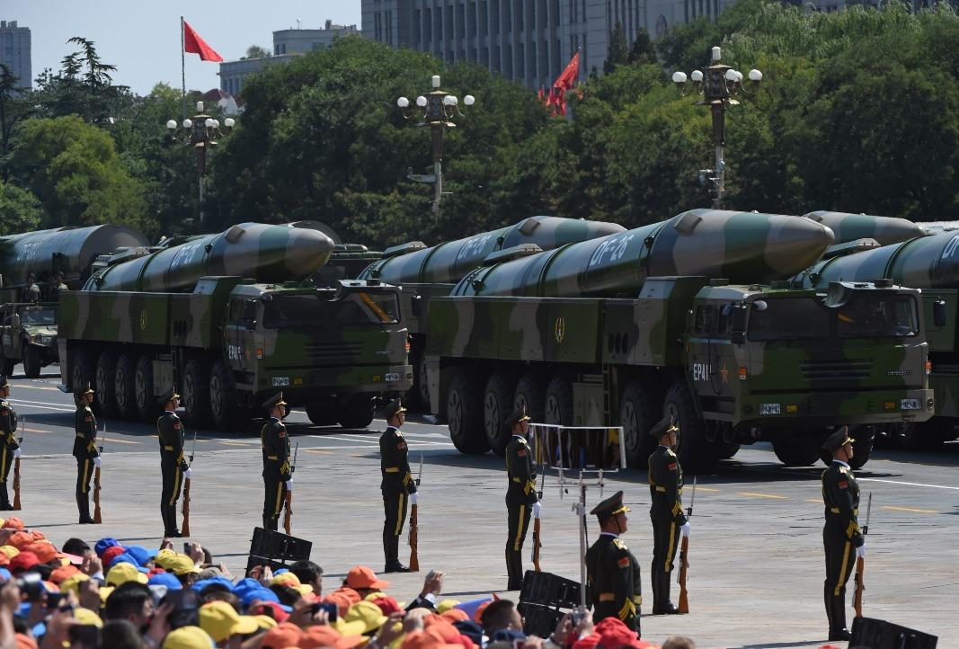 當代中國-名家-金一南看中國國防:人不犯我,我不犯人