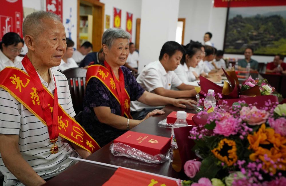 代中國-中國青年網-【建黨百年】執信仰之筆書寫榮光