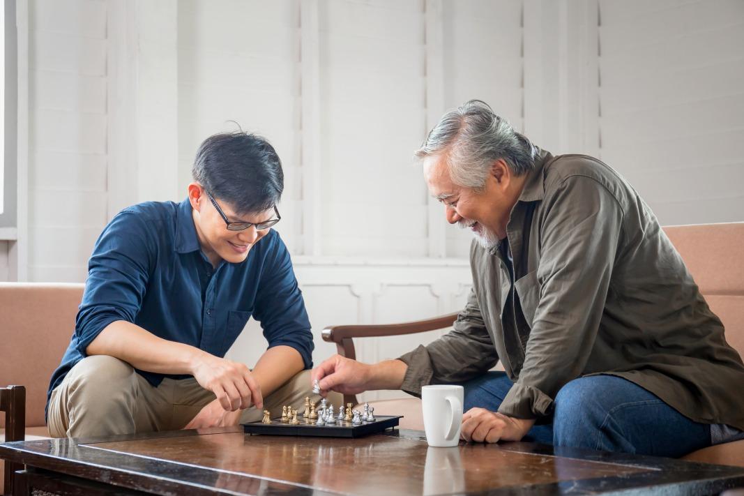 當代中國-名家-李焯芬人生導航 爸爸如雷的鼻軒聲