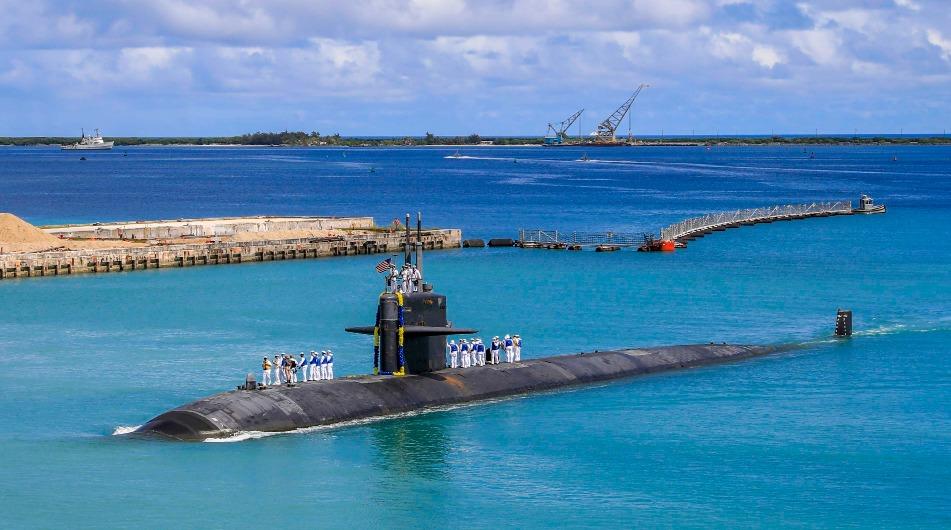 當代中國-環球網評-【中美關係】有美英澳帶頭世界將迎來「核潛艇熱」