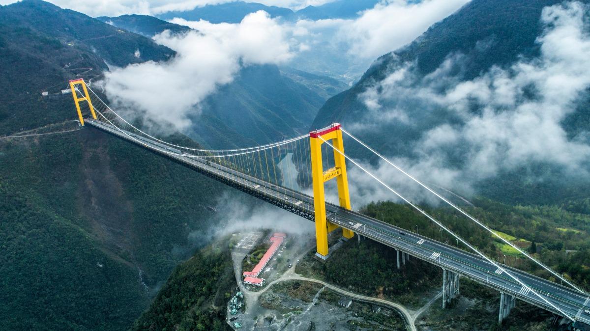 當代中國-火箭造橋