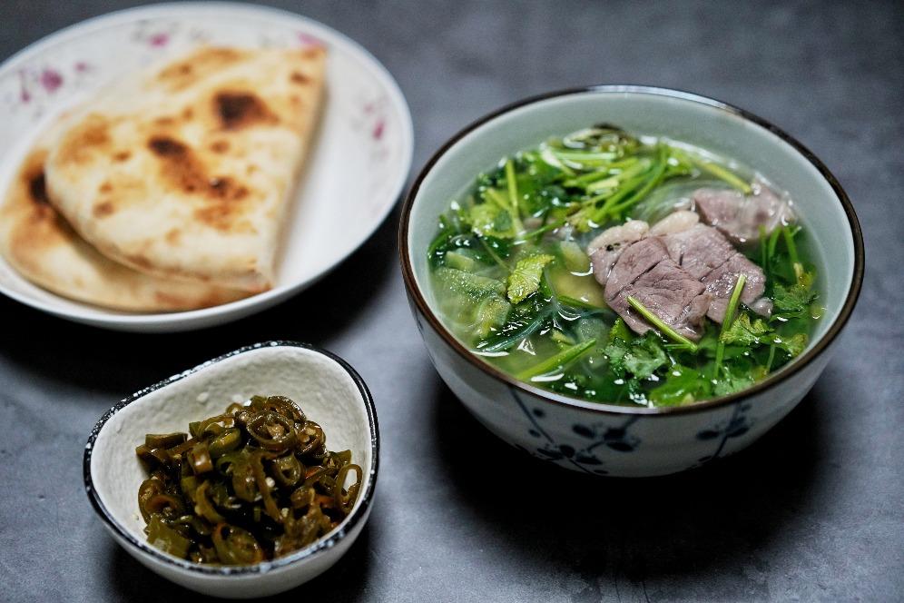 當代中國-中國文化-長安十二時辰非遺美食