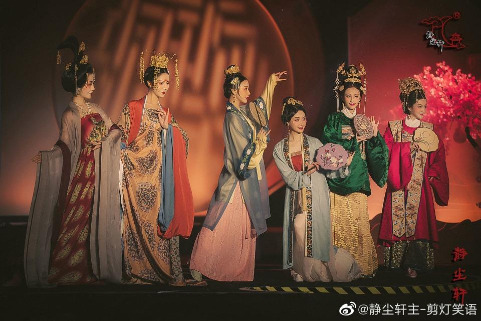 當代中國-文化遺產-漢服