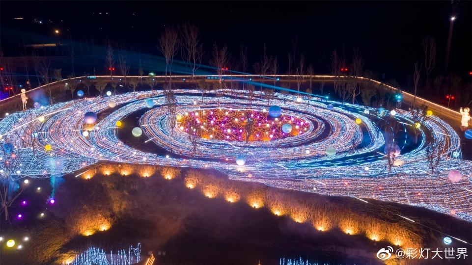 當代中國-自貢燈會