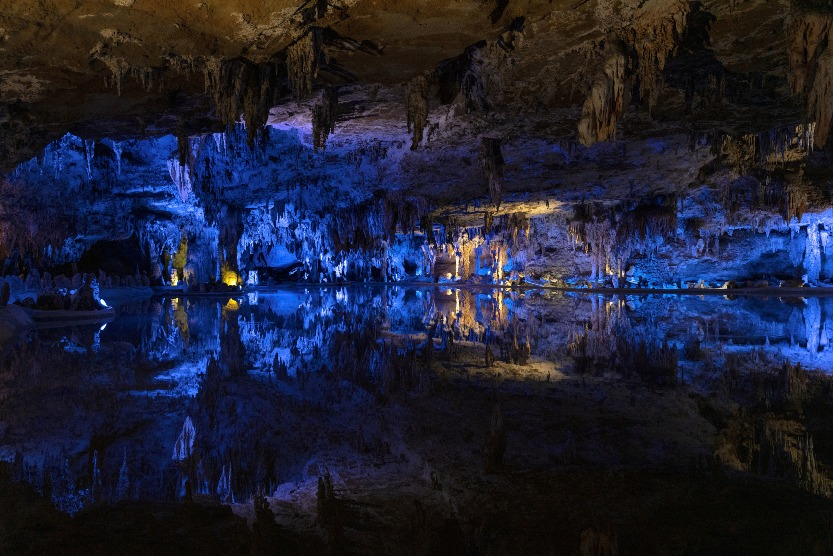 當代中國-中國最長溶洞-雙河洞