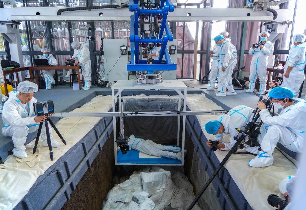 當代中國-三星堆考古科技