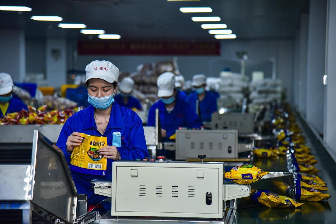 當代中國-非遺螺螄粉產業