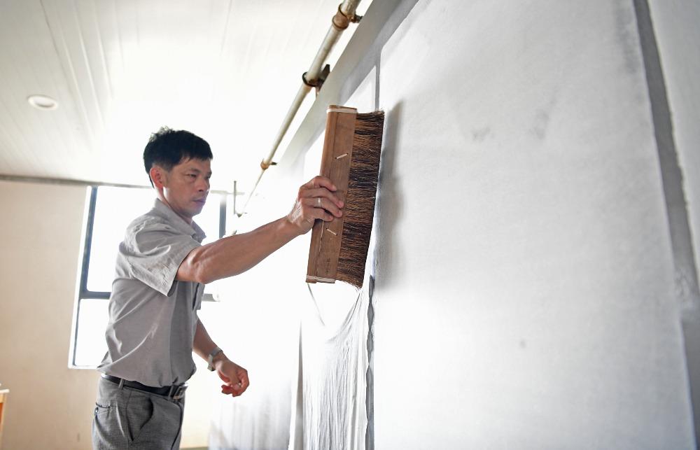 當代中國-文化傳承-鉛山連四紙