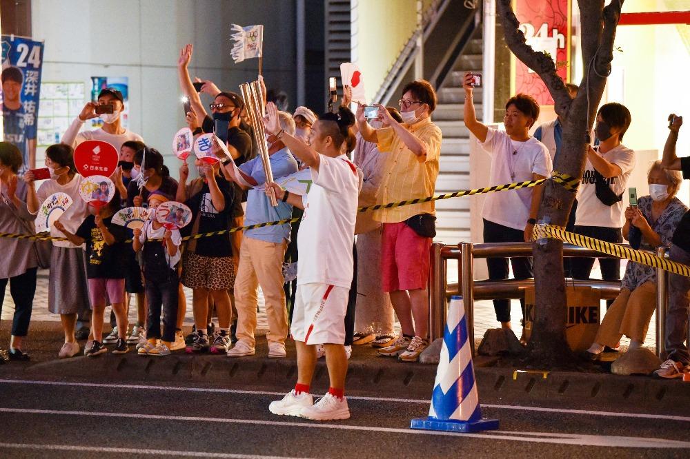 當代中國-東京奧運-折扇非遺