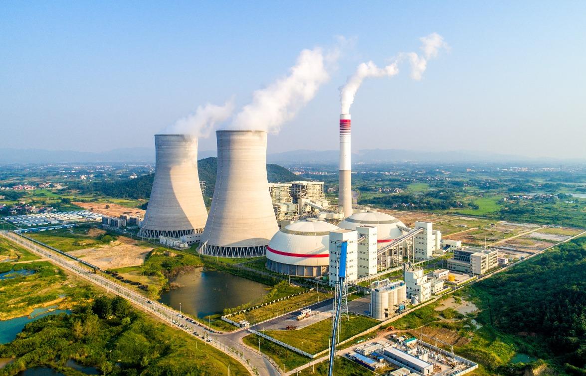 當代中國-中國新聞-碳排放1