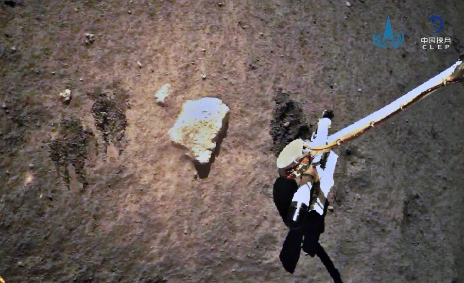 當代中國-中國科技-中國科技新里程嫦娥五號登月挖土的重要意義