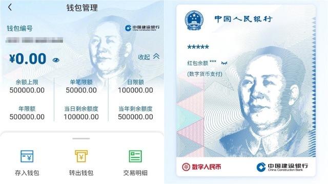 當代中國-中國經濟-數字貨幣1