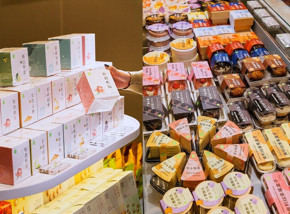 奈雪的茶產品