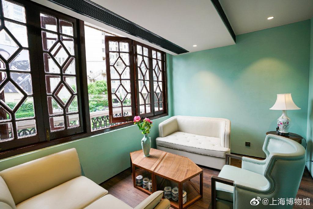 當代中國-中國旅遊-上海旅遊-上海-上海博物館-「博觀悅取」文創咖啡體驗店-03
