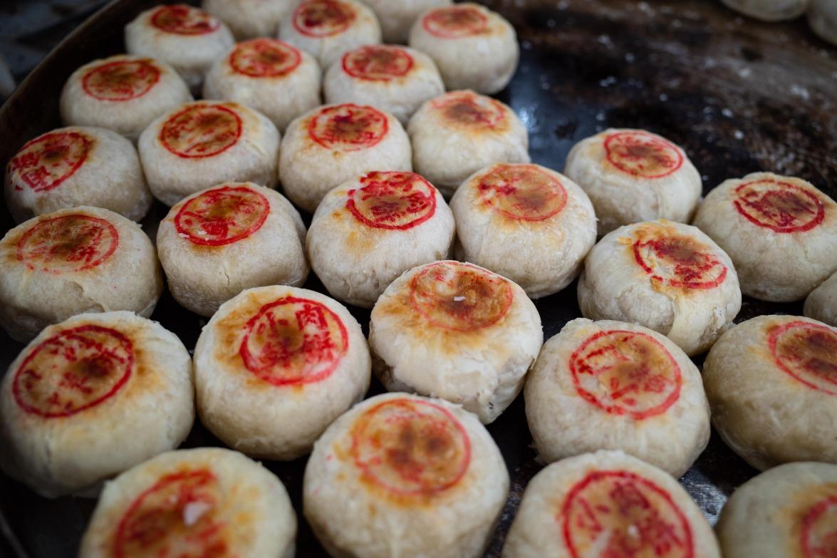當代中國-中國美食-百味中國-中秋美食-中秋傳統月餅-月餅-02