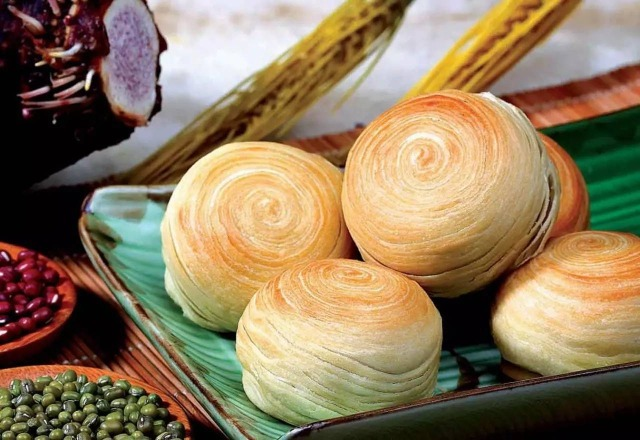當代中國-中國美食-百味中國-中秋美食-中秋傳統月餅-月餅-03