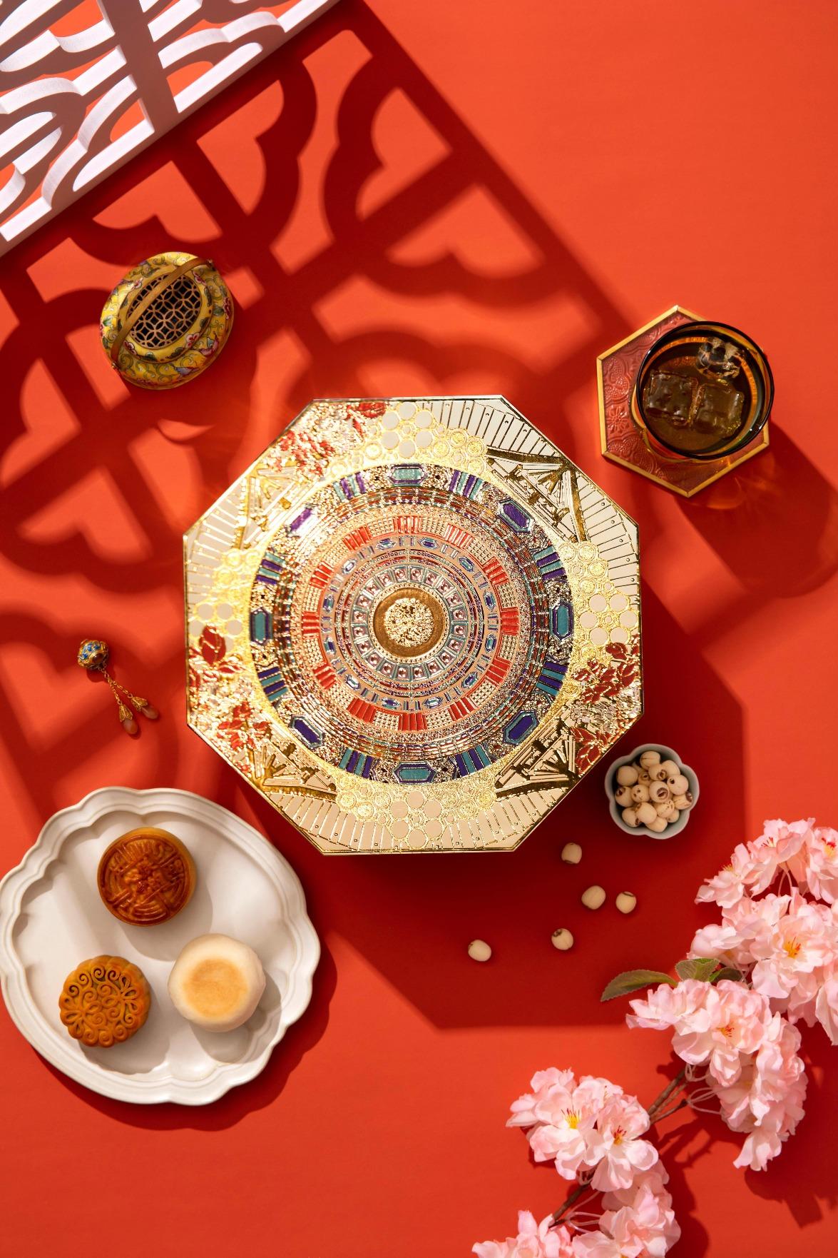 當代中國-中國美食-百味中國-中秋美食-中秋文創月餅-月餅-02
