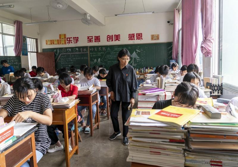 當代中國-中國教育-張桂梅01
