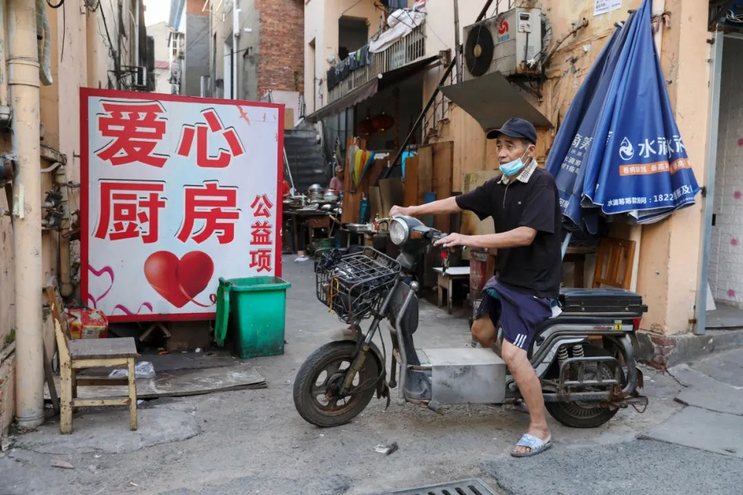 當代中國-感動中國-好人好事-一元廚房01