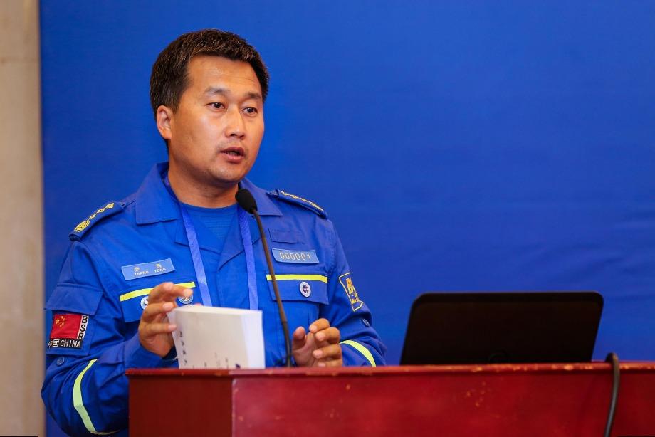 當代中國-感動中國-好人好事-義工組織藍天救援隊01