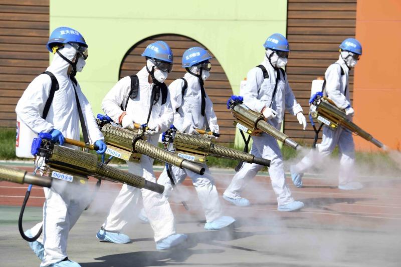 當代中國-藍天救援隊03