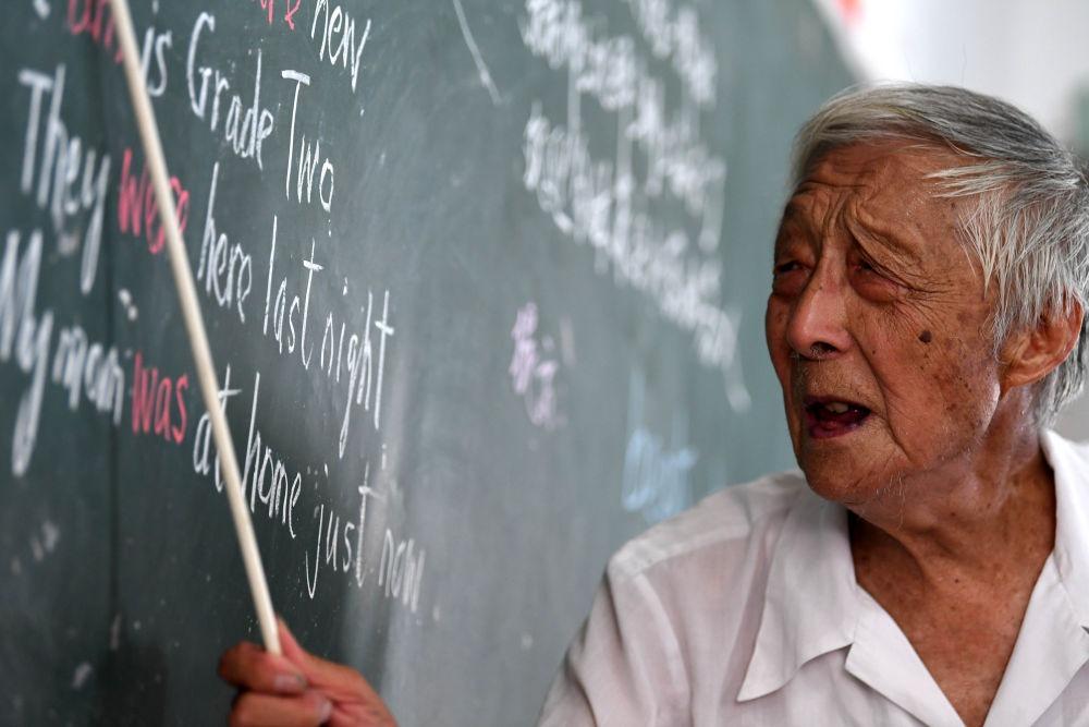 當代中國-中國教育-鄉村教師葉連平01