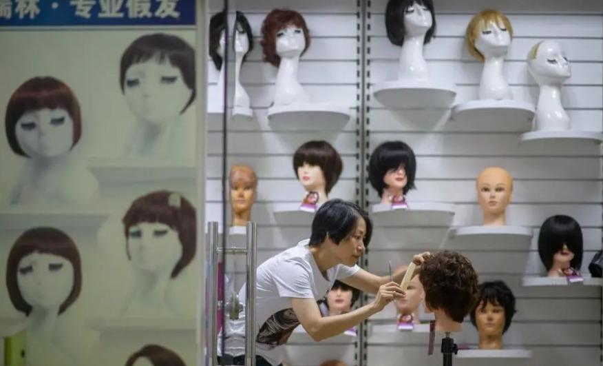當代中國-中國新聞-癌症假髮店03