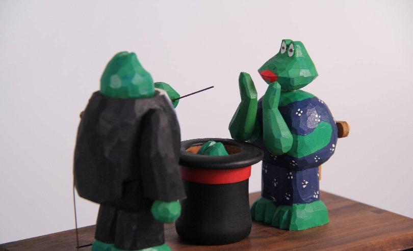 中國文化-手工木偶06