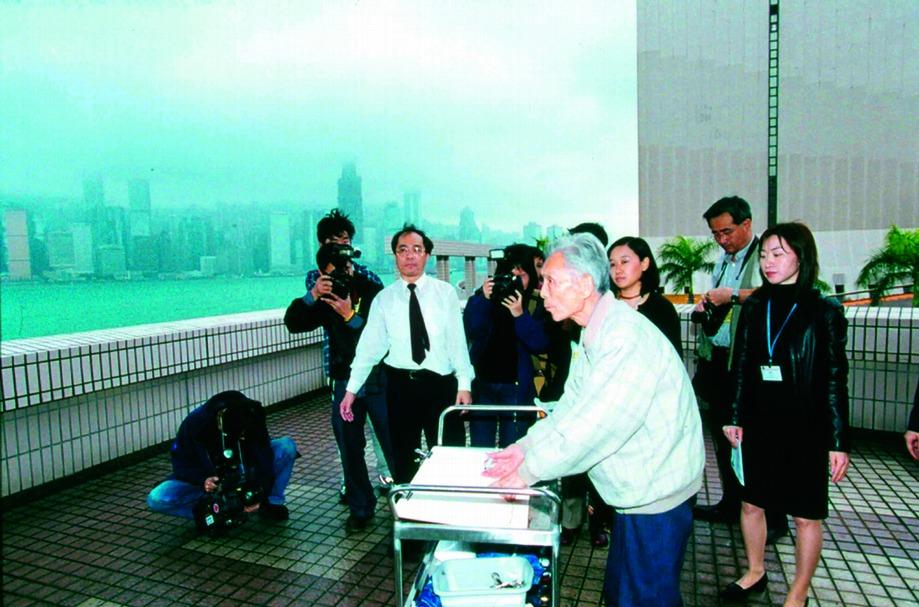 當代中國-飛凡香港-中國藝術大師吳冠中從具象到接近抽象
