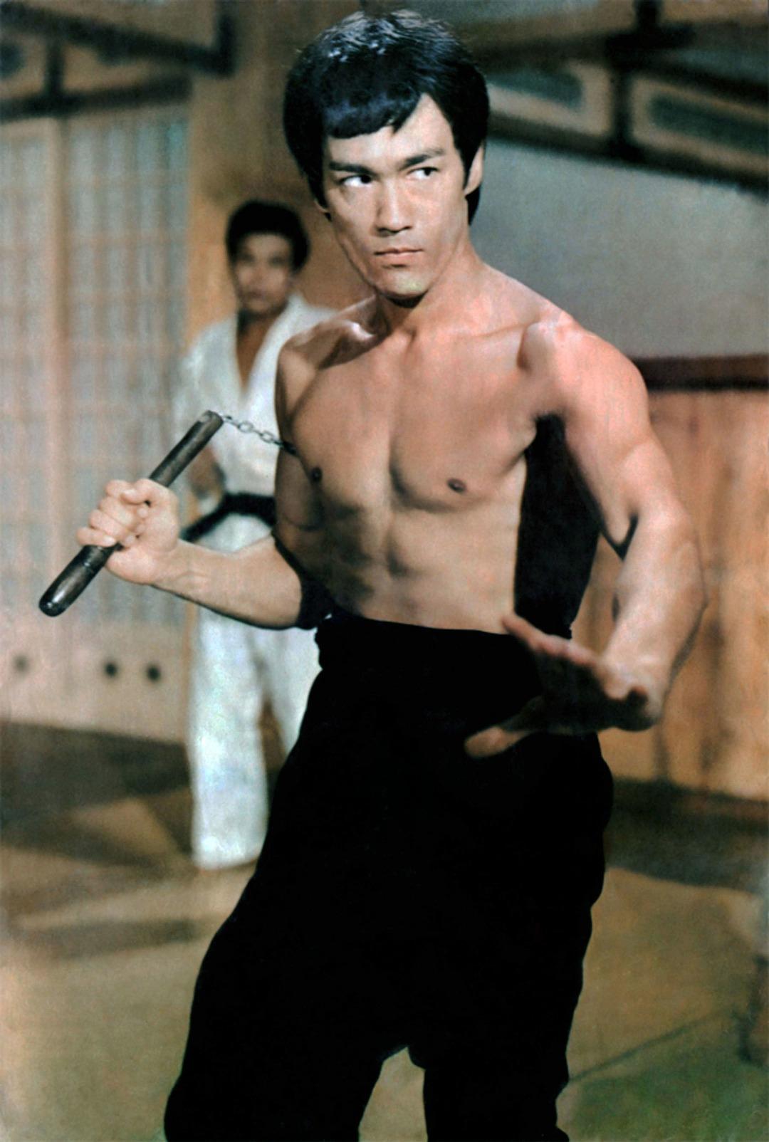 當代中國-傑出名人-李小龍逝世48周年 功夫電影宏揚中國文化