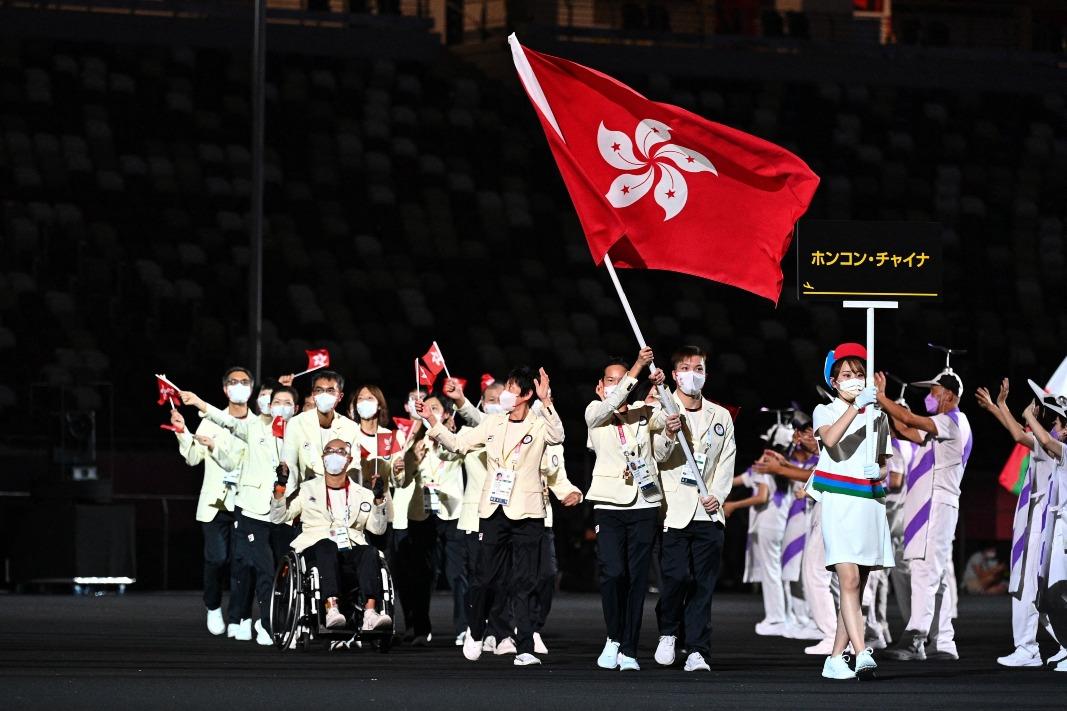 當代中國-傑出名人-輪羽世界二哥陳浩源 首闖殘奧追夢做一哥