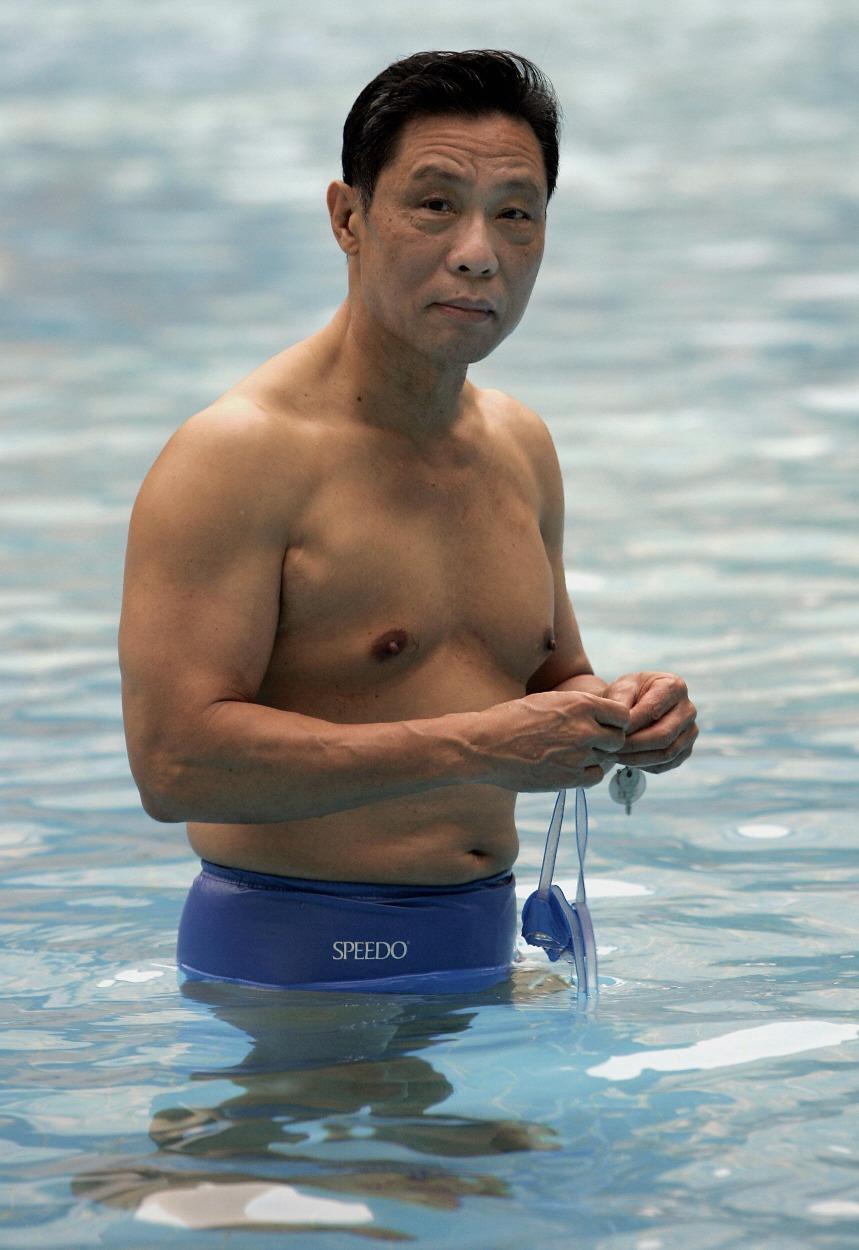 當代中國-時代英雄-鍾南山