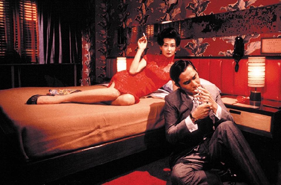 當代中國-粵港澳大灣區-香港文化-旗袍2