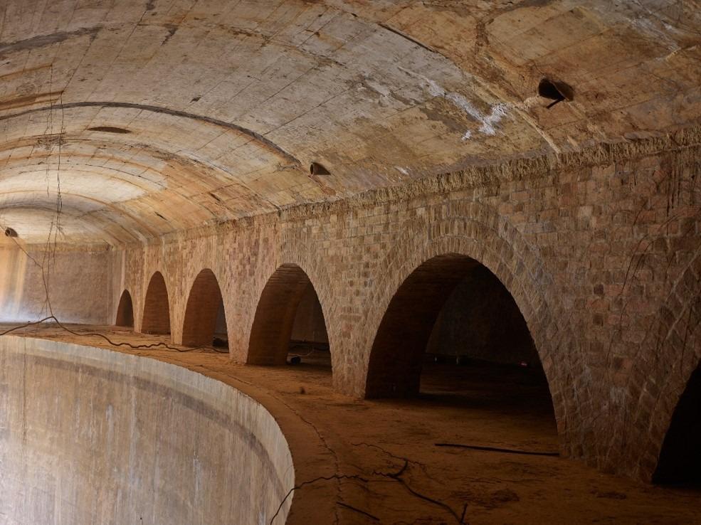 當代中國-非凡香港-百年配水庫出土港產羅馬式建築令人讚歎