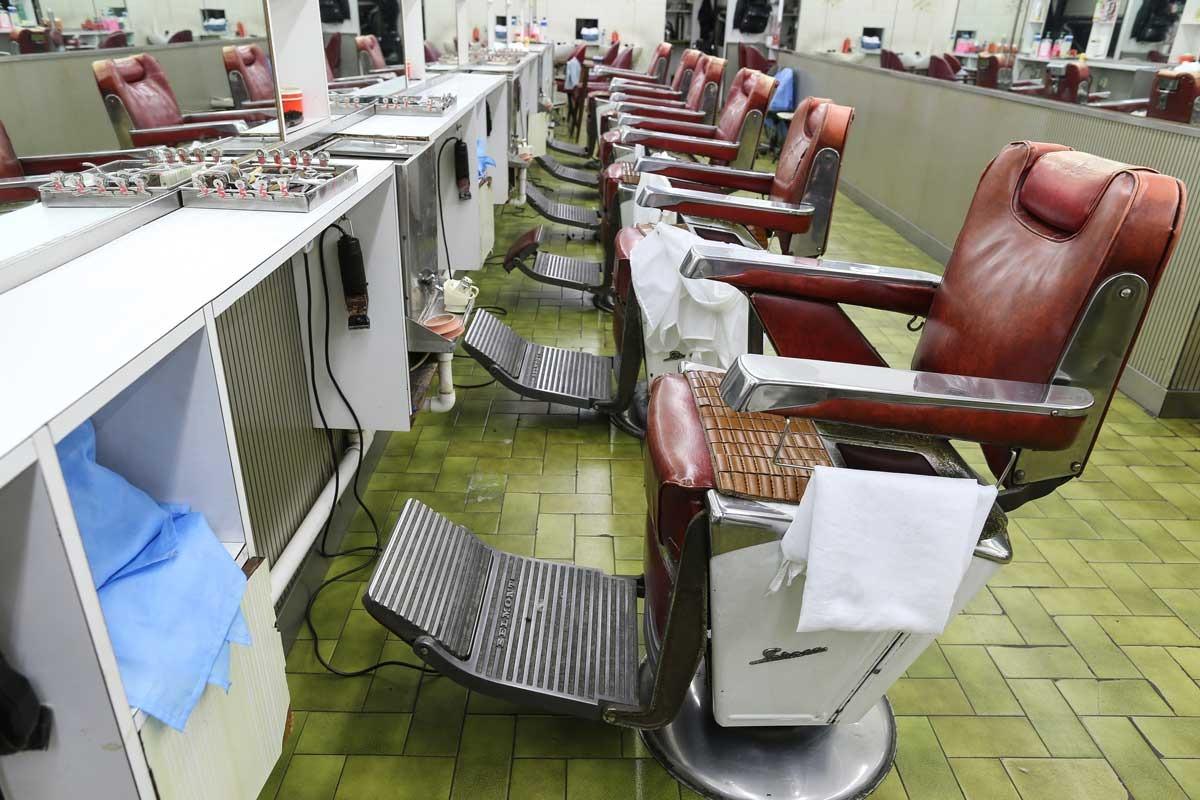 當代中國-粵港澳大灣區-香港文化-上海理髮店-2