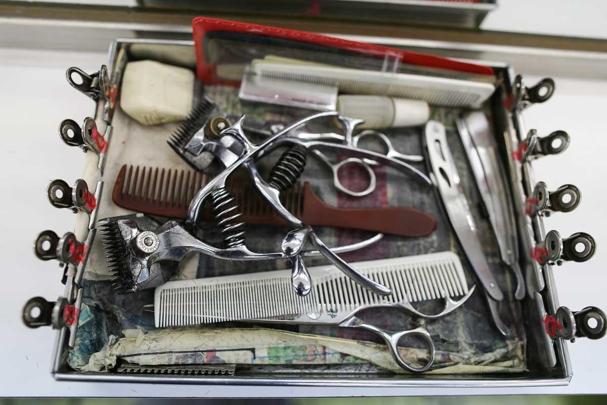 當代中國-粵港澳大灣區-香港文化-上海理髮店-3