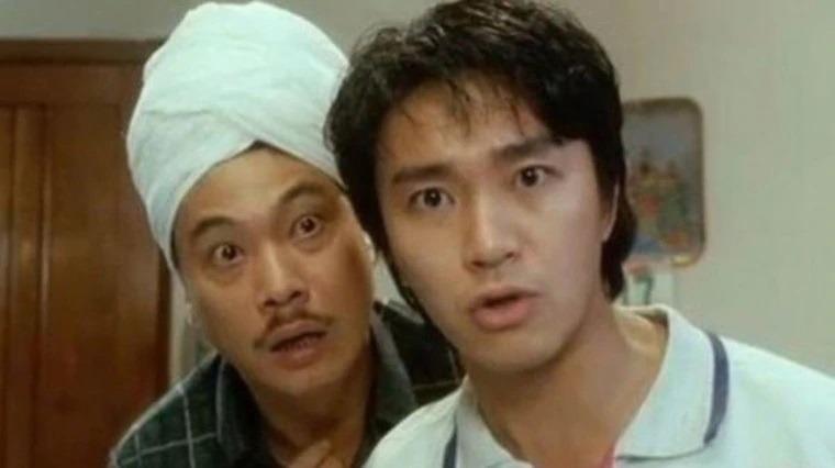 《賭聖》系列飾演的三叔,被網民譽為最喜愛的角色。