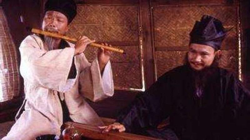 當代中國-飛凡香港-黃霑《滄海一聲笑》歌詞是他的寫照?