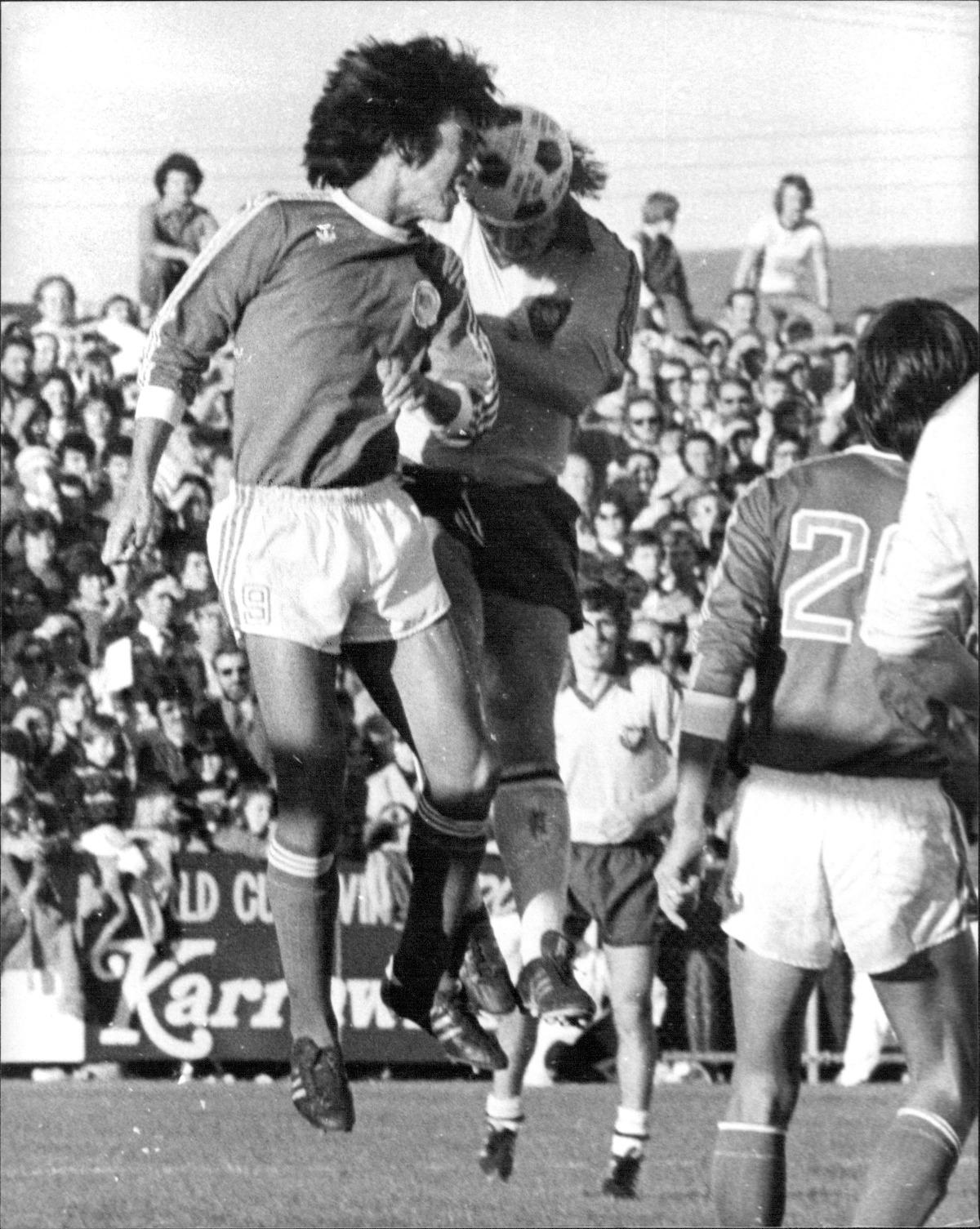 當代中國-飛凡香港-1977年足球史上最震撼一戰香港隊踢入世界杯?