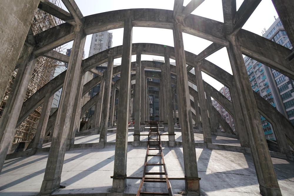 當代中國-粵港澳大灣區-香港文化-皇都戲院-飛拱-1