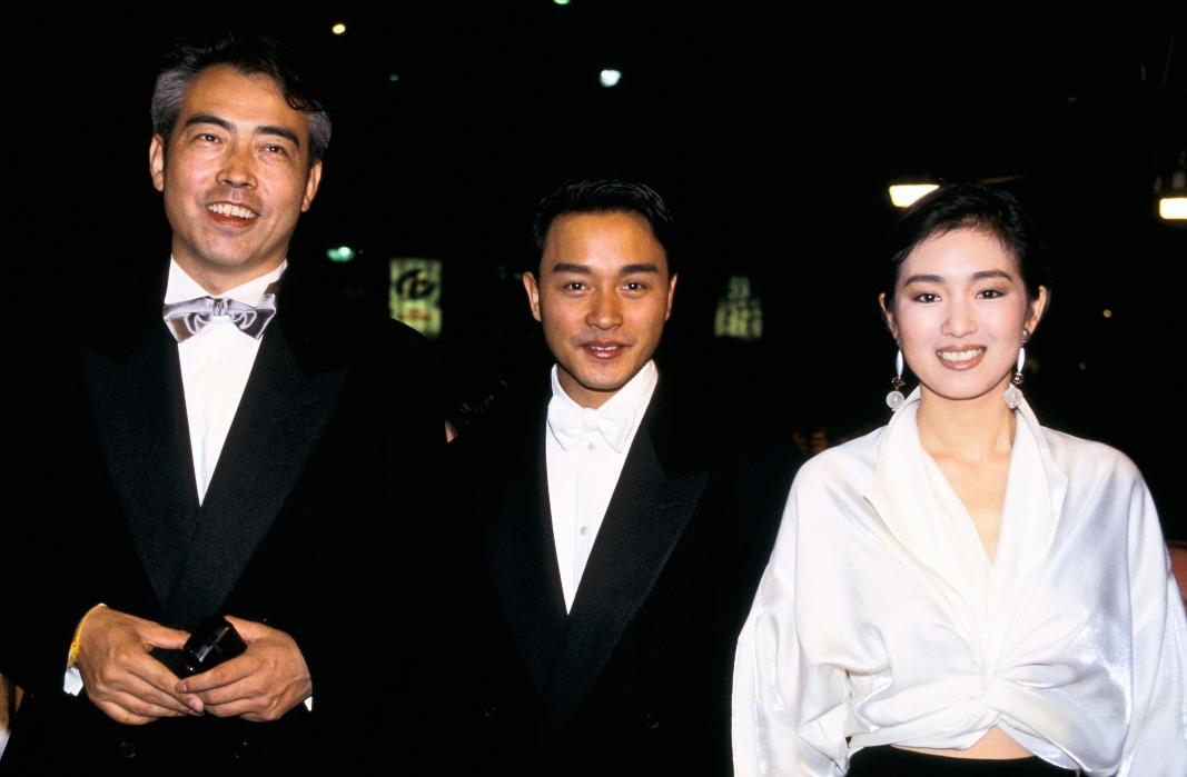 當代中國-名家-張國榮演活京劇名伶 成就《霸王別姬》奪康城金棕櫚獎