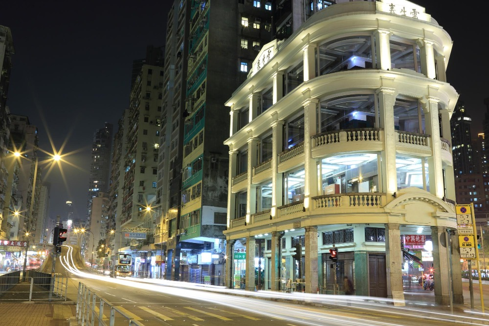 當代中國-粵港澳大灣區-香港文化-雷生春-1