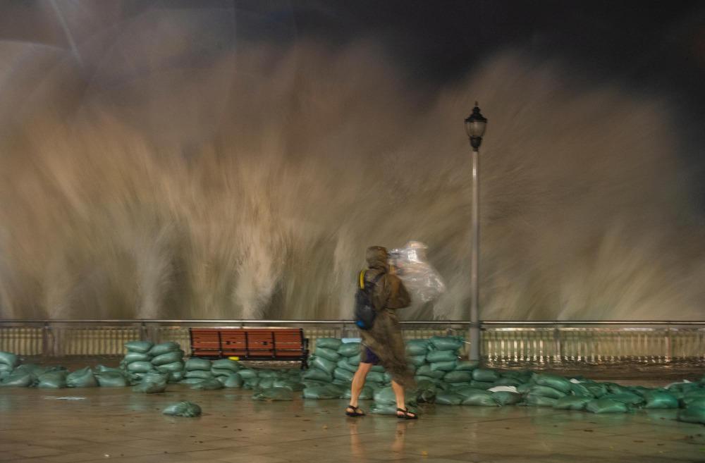 當代中國-粵港澳大灣區-香港文化-香港天氣-香港-天文台-颱風-1