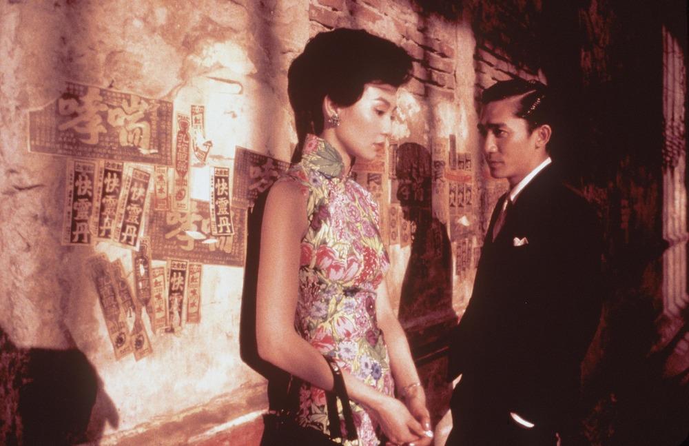 當代中國-飛凡香港-梁朝偉2000年封康城影帝 香港影圈第1人