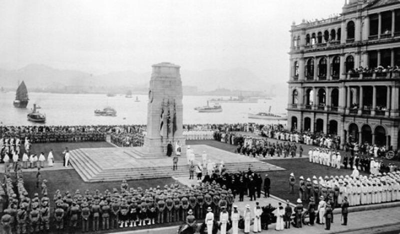 當代中國-飛凡香港-皇后像廣場與滙豐的親密關係