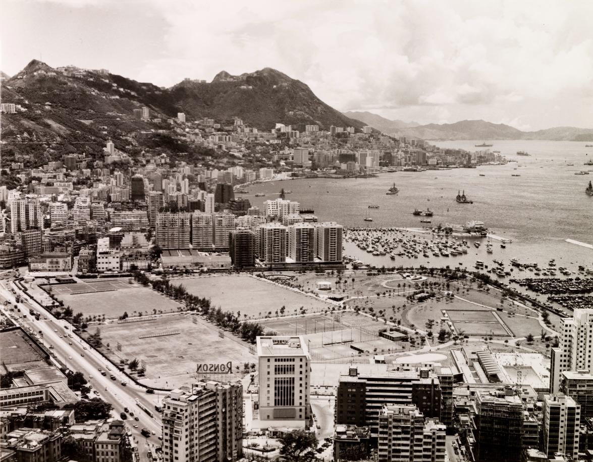 當代中國-飛凡香港-維園66周年 難忘年三十晚行年宵迎新年