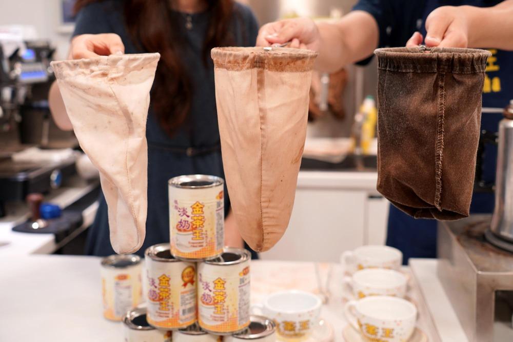 當代中國-粵港澳大灣區-香港文化-香港飲食文化-茶餐廳-港式奶茶-3