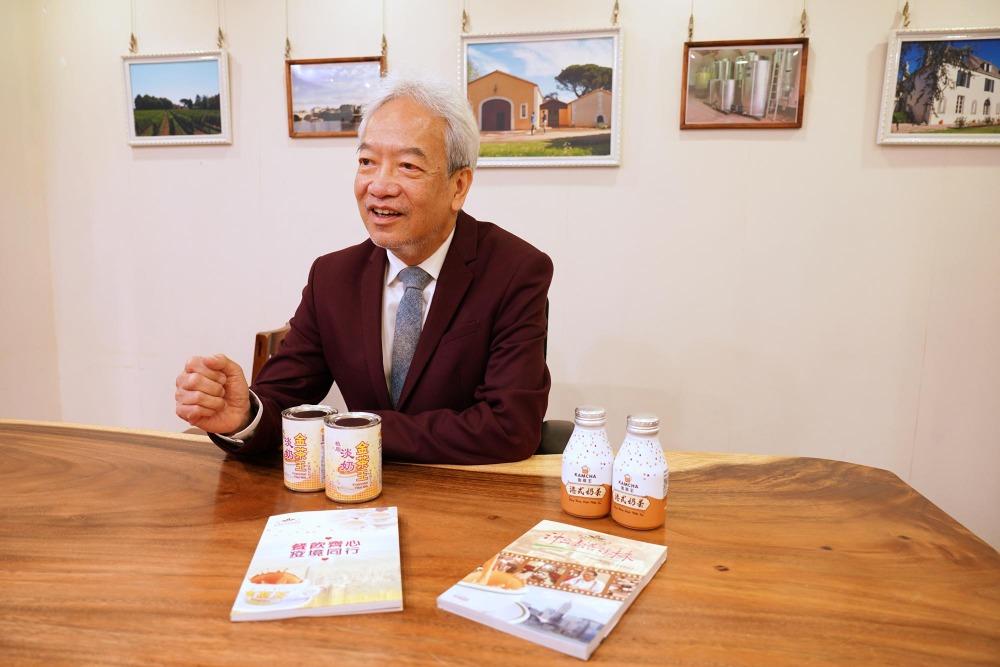 當代中國-粵港澳大灣區-香港文化-香港飲食文化-茶餐廳-港式鴛鴦-1